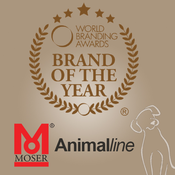 MOSER  BRAND OF THE YEAR